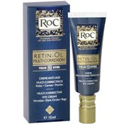 Make sure to only buy a RoC cream with lots of retinol and antioxidants.